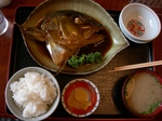 2008 o4 13 合志市わらくにて遅めの昼食 裕一郎注文.JPG